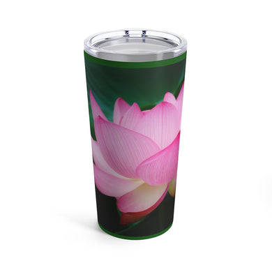 Lotus Travelers Tumbler 20oz