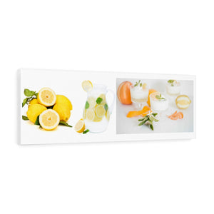 Citrus Canvas Gallery Wraps