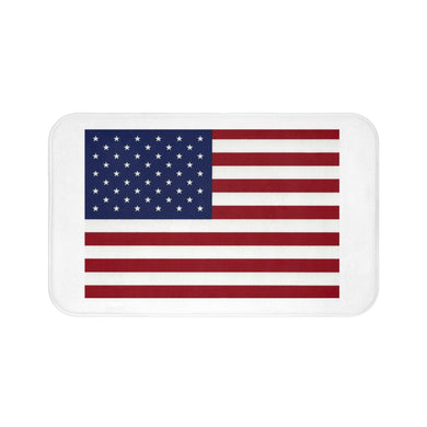 I Love the USA Bath Mat
