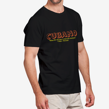 Load image into Gallery viewer, Cubano Proverb When the sun Rises Men's Heavy Cotton Adult T-Shirt
