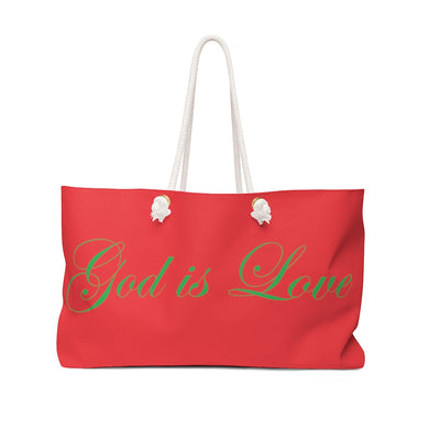 Copy of God Is Love Weekender Bag