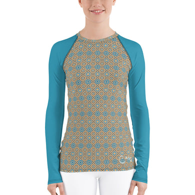 Cairo Women's Rash Guard