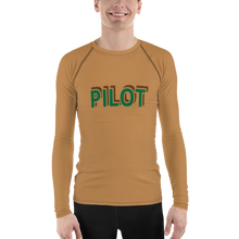 Load image into Gallery viewer, PILOT Men's Rash Guard
