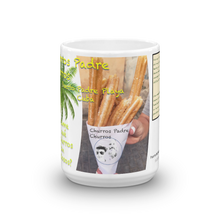 Load image into Gallery viewer, Churros Novelty Mug | Sentimental Novelty gifts