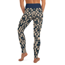 Load image into Gallery viewer, Mosaic Yoga Leggings
