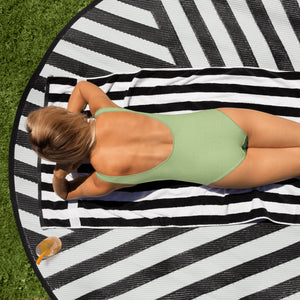 Palm Meadows One-Piece Swimsuit