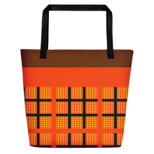 Load image into Gallery viewer, TOTE 416 Jacques Torres fan handbag