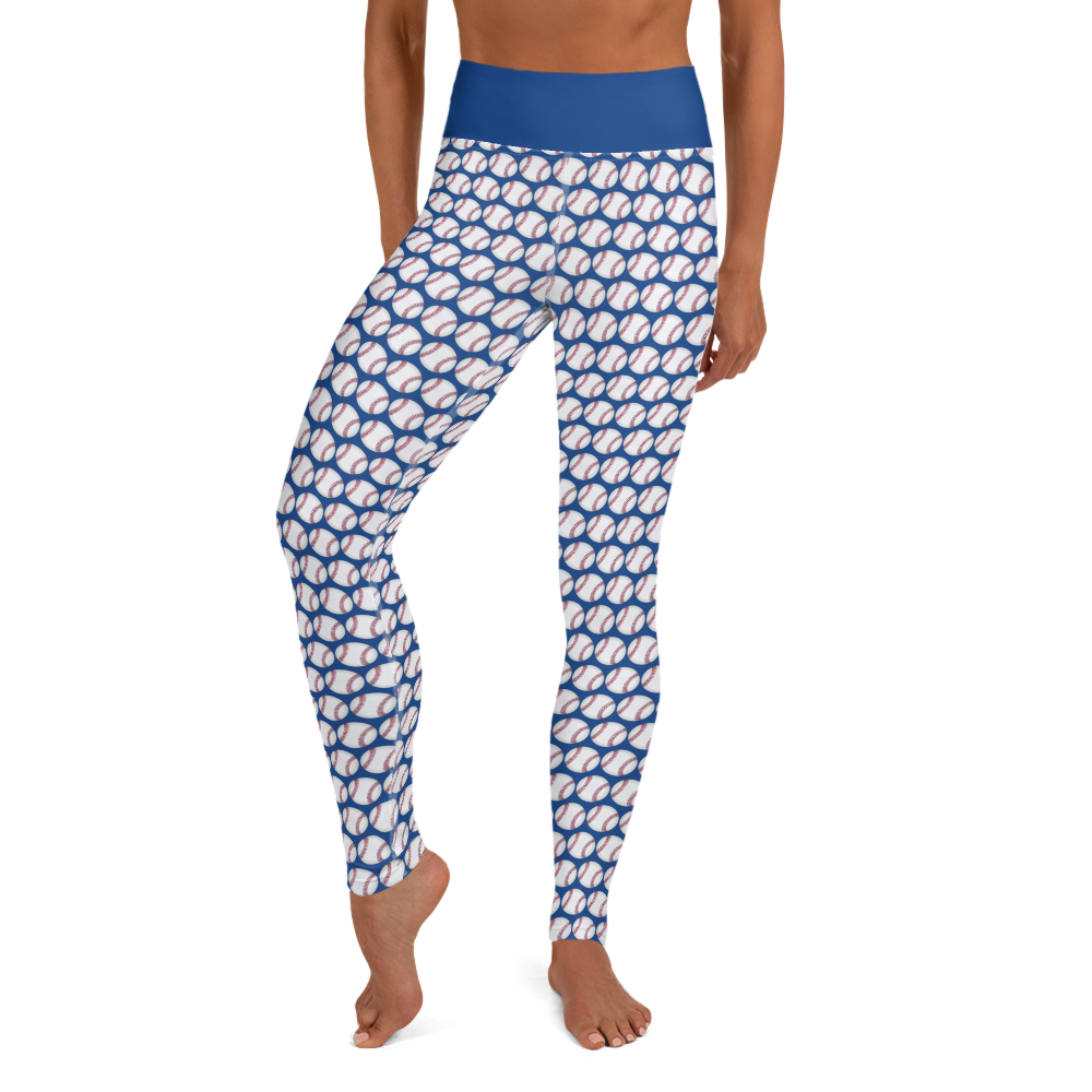 Design by Coco Soul Baseball Leggings