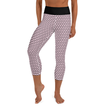 Load image into Gallery viewer, Pinky Yoga Capri Leggings