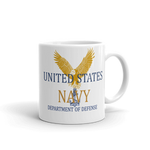 Load image into Gallery viewer, US NAVY MUG