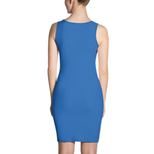 Load image into Gallery viewer, Mavericks 2021 Dallas Symmetrical Sew Dress