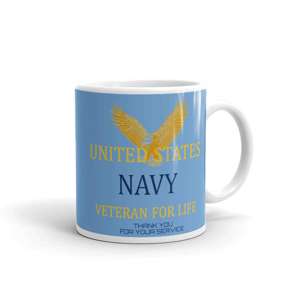 Thank You for your Service Veteran Mug