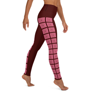 ALL Over Printed Active Sportswear Yoga Leggings