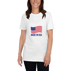 Made in America Short-Sleeve  T-Shirt
