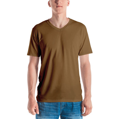 Coyote Brown Men's T-shirt