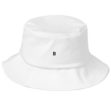 CUSTOMIZED Old School Bucket Hat