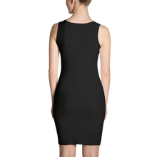 Load image into Gallery viewer, GEO #999 Design by Coco Soul Symmetrical Cut & Sew Dress