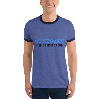 gündoğan web design group Ringer T-Shirt