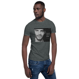PARKER Short-Sleeve Unisex T-Shirt