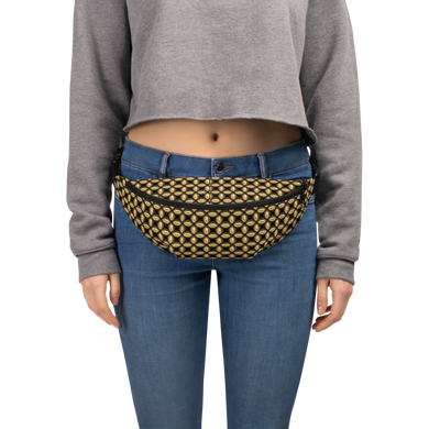 Fanny Pack Style Jersey Shore Golden Global