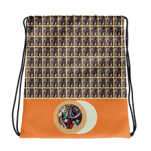 Load image into Gallery viewer, Picasso Fan Drawstring bag
