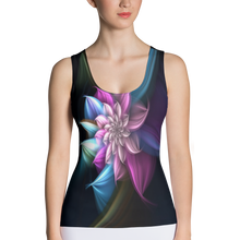 Load image into Gallery viewer, all Over Printed Sublimation Cut & Sew Tank Top