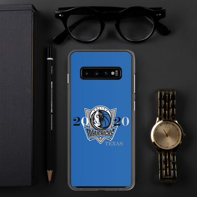 Mavericks Dallas 2021 Samsung Case