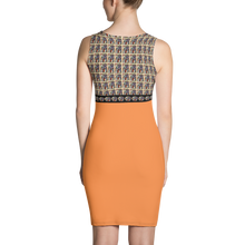 Load image into Gallery viewer, GEO 17 SYMMETRICAL DRESS