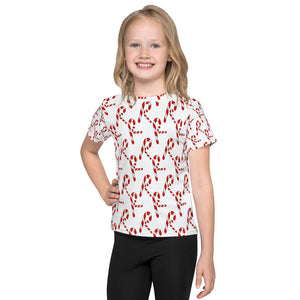 All over Printed Christmas Kids T-Shirt