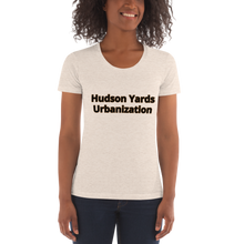 Load image into Gallery viewer, Hudson Yards Urbanization Women's Crew Neck T-shirt