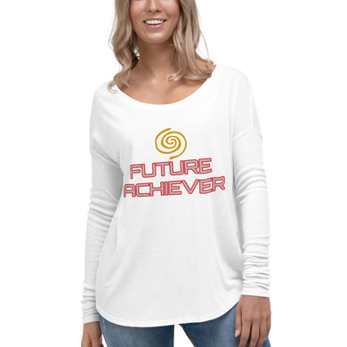 Future Achiever Z Gen Ladies' Long Sleeve Tee