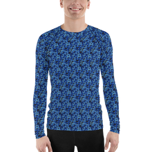 Load image into Gallery viewer, Steve Hudson Yards Men's Rash Guard