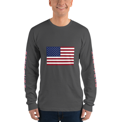 American Heritage Long sleeve t-shirt