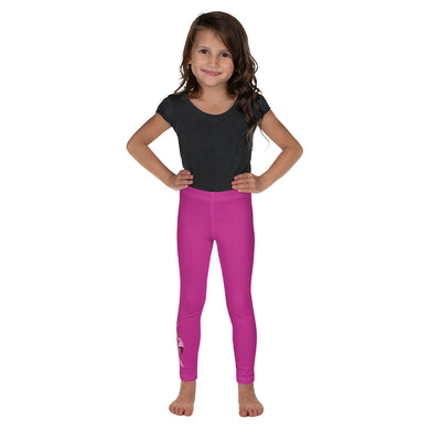 Oregon Ski Slopers Kid's Leggings