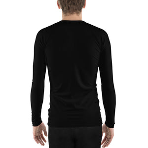Zip Line Men's Rash Guard