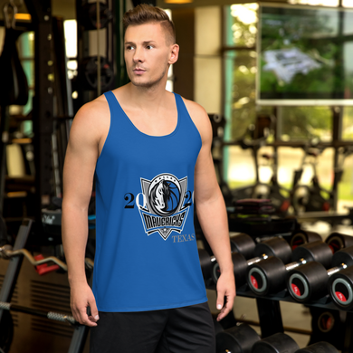 MAVERICKS DALLAS 2021 Urban Tank Top