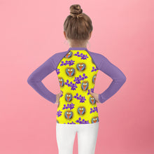 Load image into Gallery viewer, Children Activewear Rash Guard