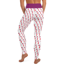 Load image into Gallery viewer, Summer Cooler Yoga Leggings