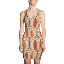 Load image into Gallery viewer, New Sculpture Body Fitted Dress