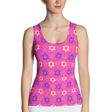Load image into Gallery viewer, Eda Hanukkah Tank Top