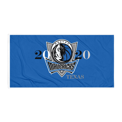 Mavericks Dallas 2021 Towel