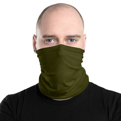 Army Green Protective Neck Gaiter