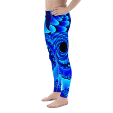 Load image into Gallery viewer, All Over printed Active Sportswear Men's Leggings