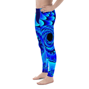 All Over printed Active Sportswear Men's Leggings