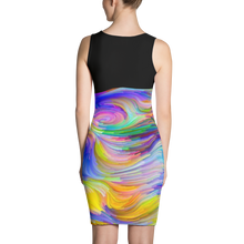Load image into Gallery viewer, GEO 38 SYMMETRICAL DRESS
