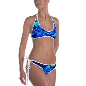 Blue Octopus Active swimwear bikini