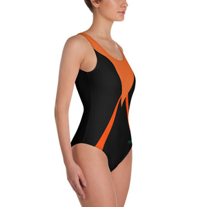 Mode One-Piece Swimsuit