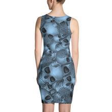 Load image into Gallery viewer, GEO 13 SYMMETRICAL DRESS