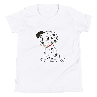Dalmatian Youth Short Sleeve T-Shirt