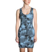 Load image into Gallery viewer, HALLOWEEN SYMMETRICAL DRESS
